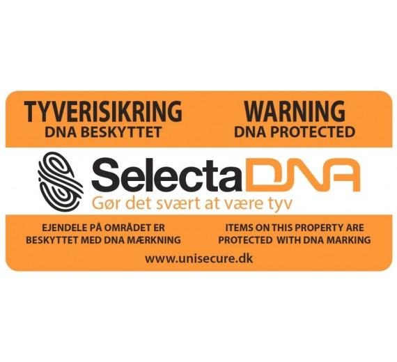 SelectaDNA Byggeplads PVC Banner, L 300 cm x H 150 cm