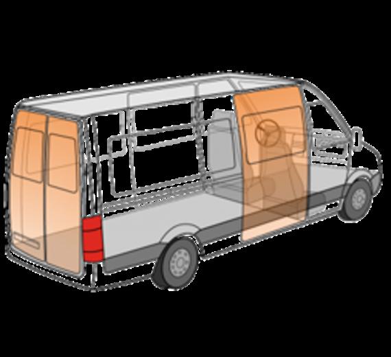 Cargo-Lock varevognssikring H1 1+2