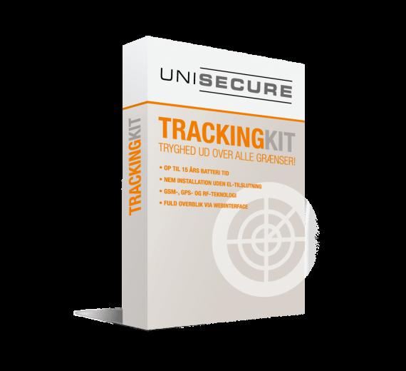 Gjensidige tilbud - Unisecure's avancerede sporingsenhed giver tryghed ud over alle grænser.