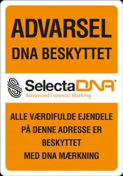 SelectaDNADrPostkasseSikringsmrke7x10cm-20