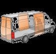 Cargo-Lock varevognssikring H1 2+2