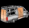 Cargo-Lock varevognssikring H2/H3 1+2