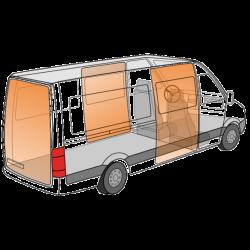 Cargo-Lock varevognssikring H1 2+1
