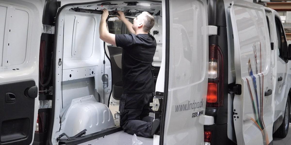 Montering-af-cargo-lock